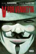 V For Vendetta- Alan Moore