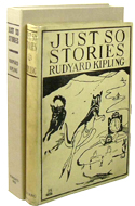 Just so stories for little children - Rudyard Kipling
