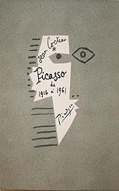 Picasso de 1916 à 1961