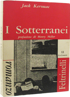 I Sotterranei (The Subterraneans) by Jack Kerouac