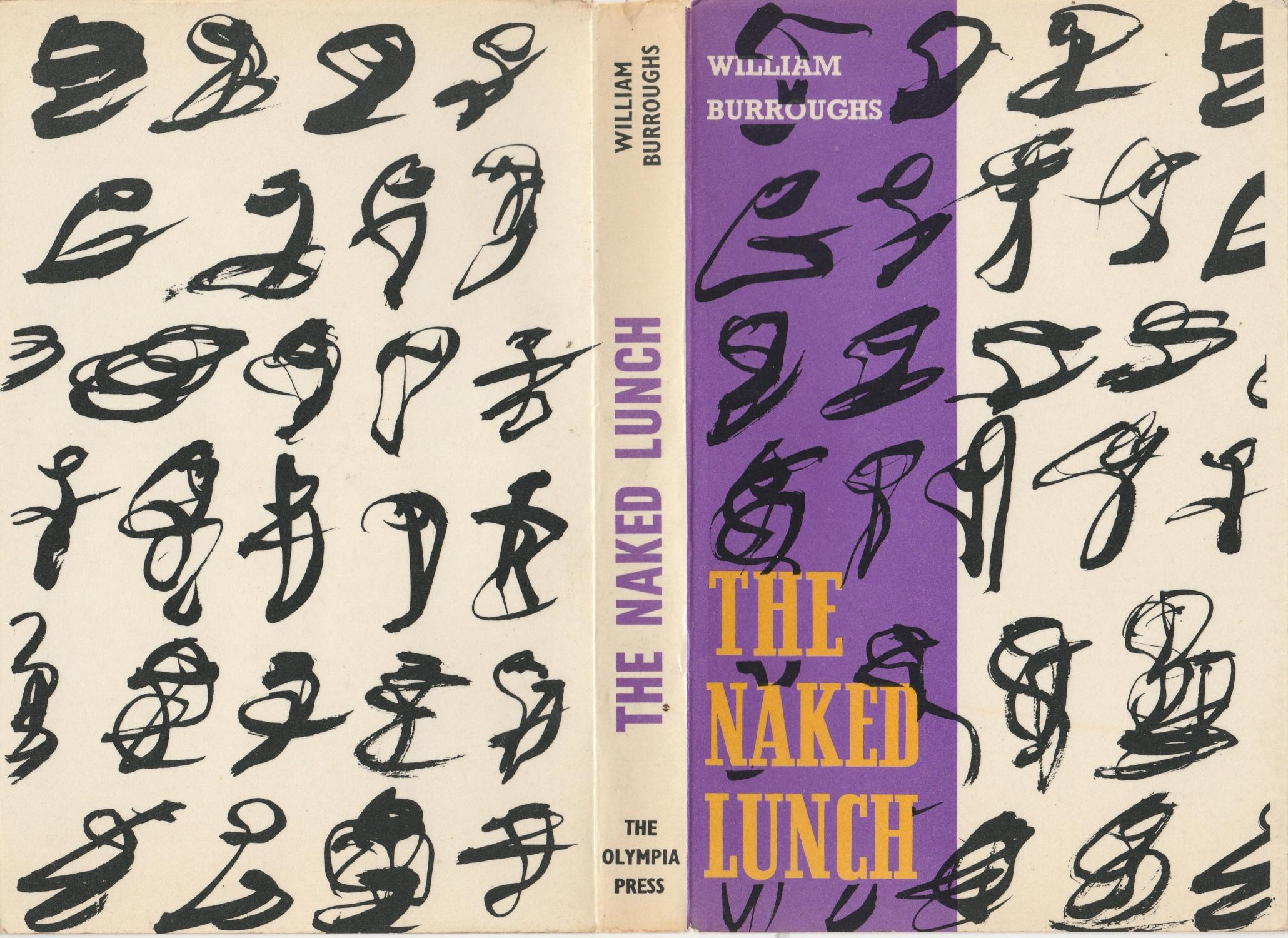 The Naked Lunch, prima edizione